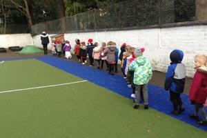 Primary School Fundraising Challenge