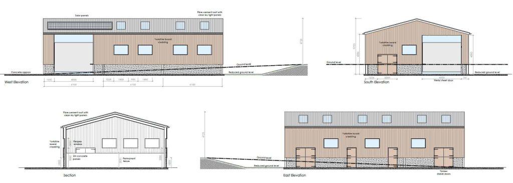 Pig Barn Designs