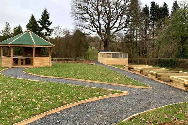 Goodheart outdoor education area